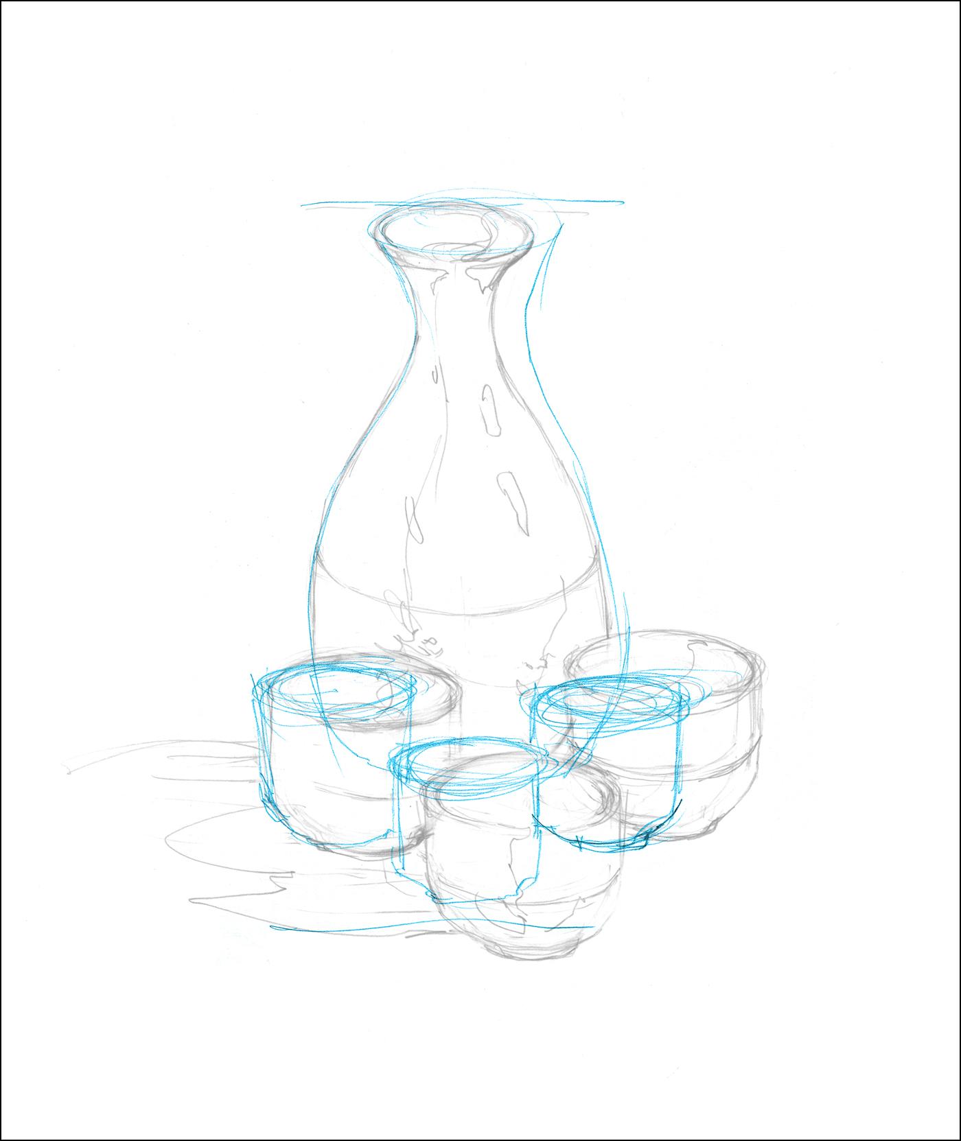 1400x1663 Book Excerpt Simple Sight Measuring Example Citizen Sketcher