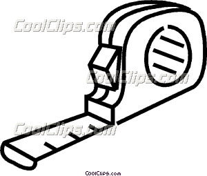 300x255 Tape Measure Coloring Pages