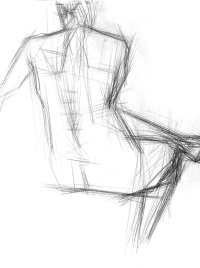 400x536 A Survey Of Life Drawing Method