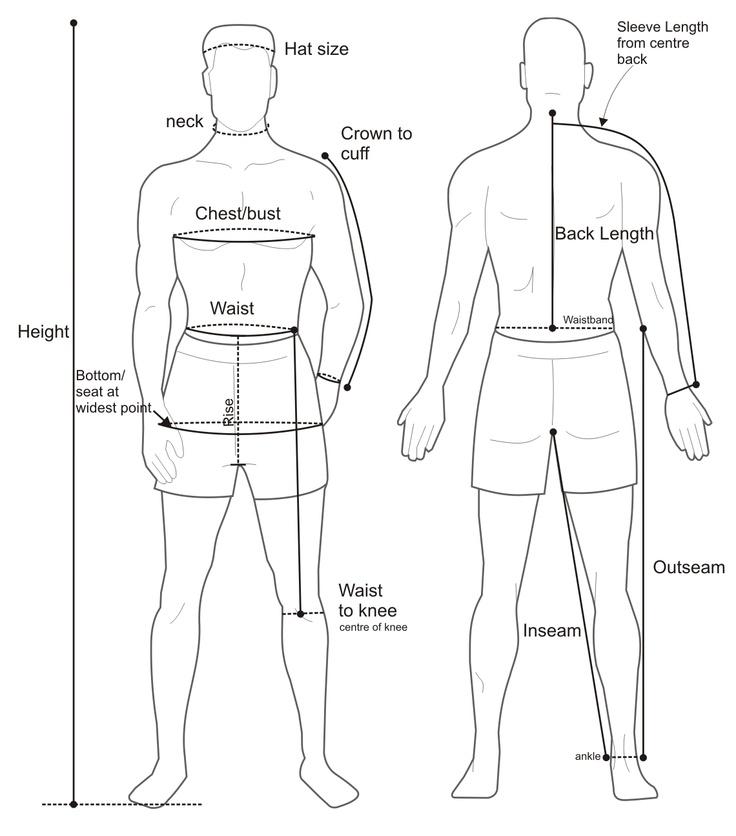 736x836 Measuring A Suit Images Mens Diagram