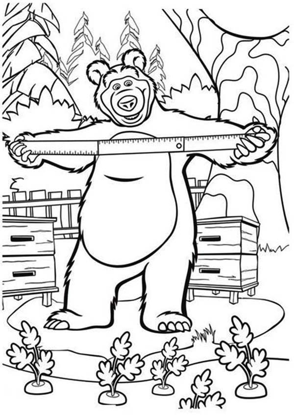 600x856 Measuring Coloring Pages Measuring Tape Coloring Pages
