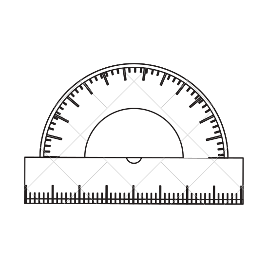 550x550 Ruler Measurement Icon