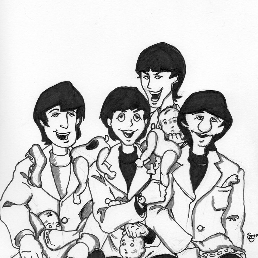 900x900 Meat The Beatles By Falcon7