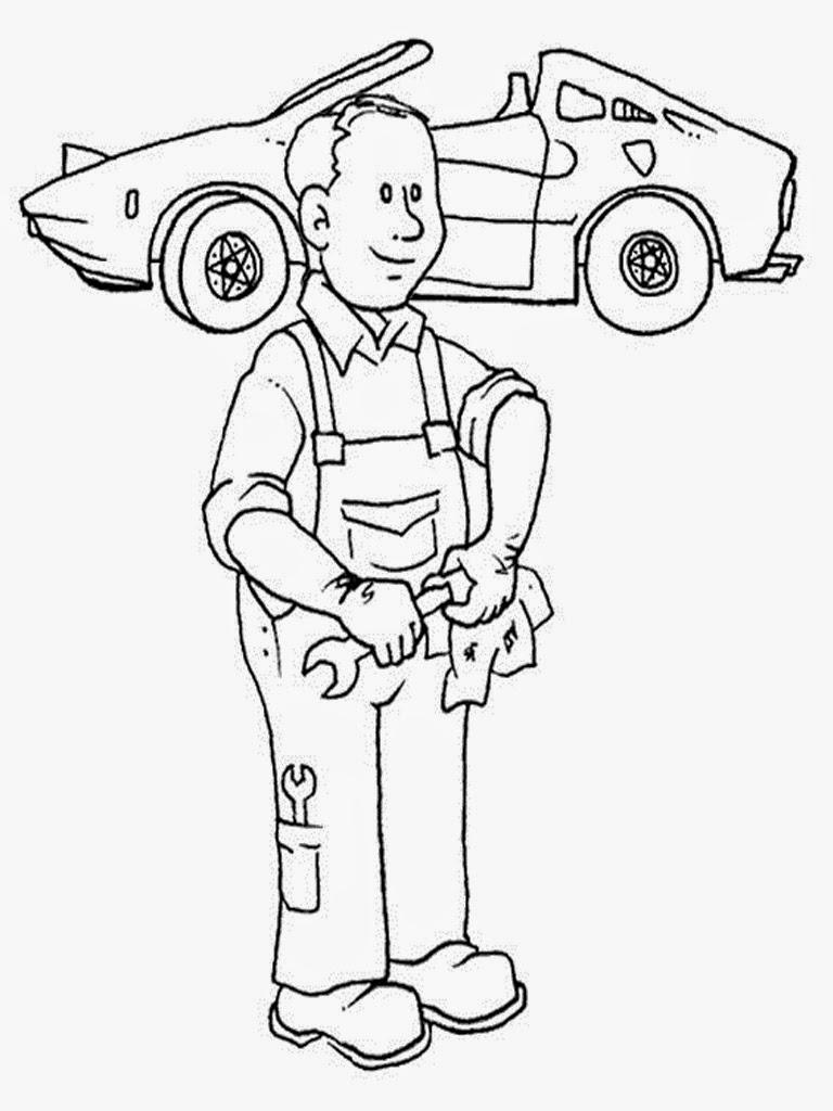 768x1024 Mechanic