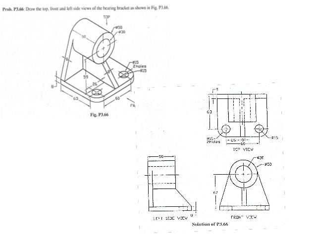 638x479 Basic Mechanical Engineering Drawing