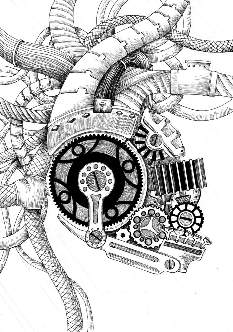 749x1066 Mechanical Drawing