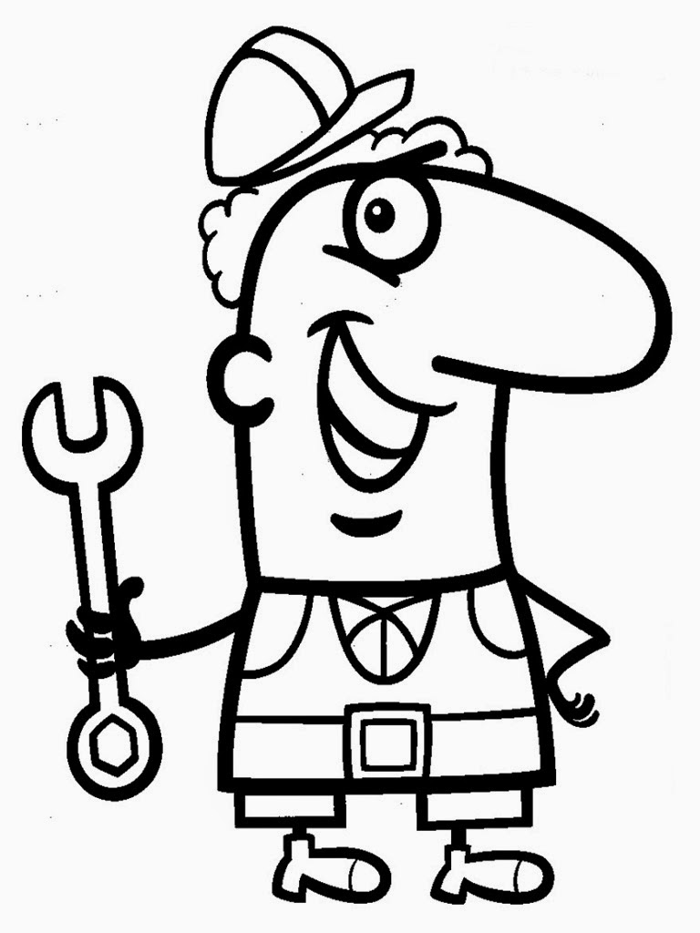 Mechanic Tools Drawing at GetDrawings.com | Free for personal use ...