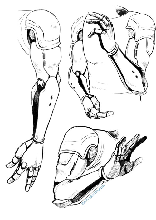 500x707 Genos Arm Reference