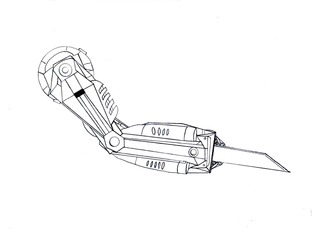 1024x779 Robot Slicer Arm By Richard Levias