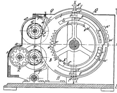 400x320 History Of Computers And Computing, Mechanical Calculators, 19th