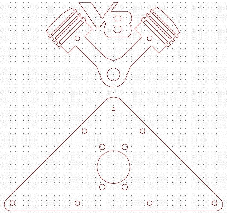 798x746 2d Mechanical Drawing (321)960 5945