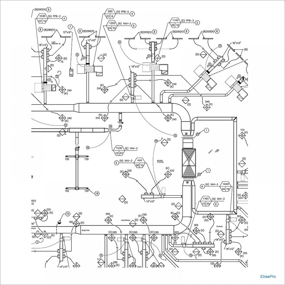 1000x1000 Systems Shop Drawings