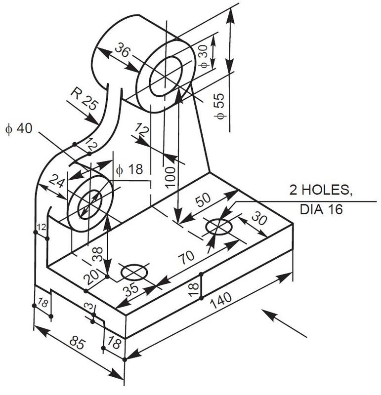 mechanical engineering drawing at getdrawings com