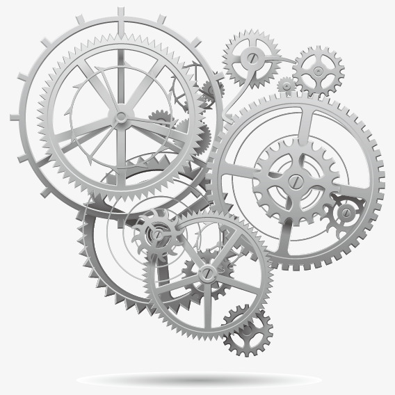568x568 Gear Vector, Mechanical, Gear, Watch Png And Vector For Free Download