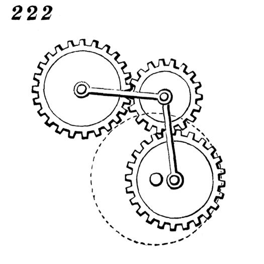 525x525 2d Drawing Mechanical Movement