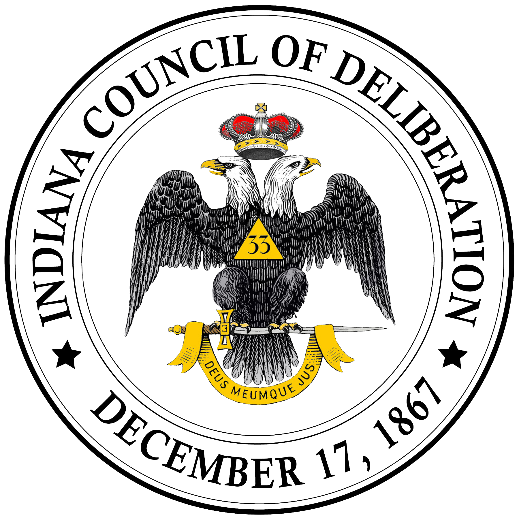 1800x1804 Indiana Cod Medal Of Honor Indiana Council Of Deliberation