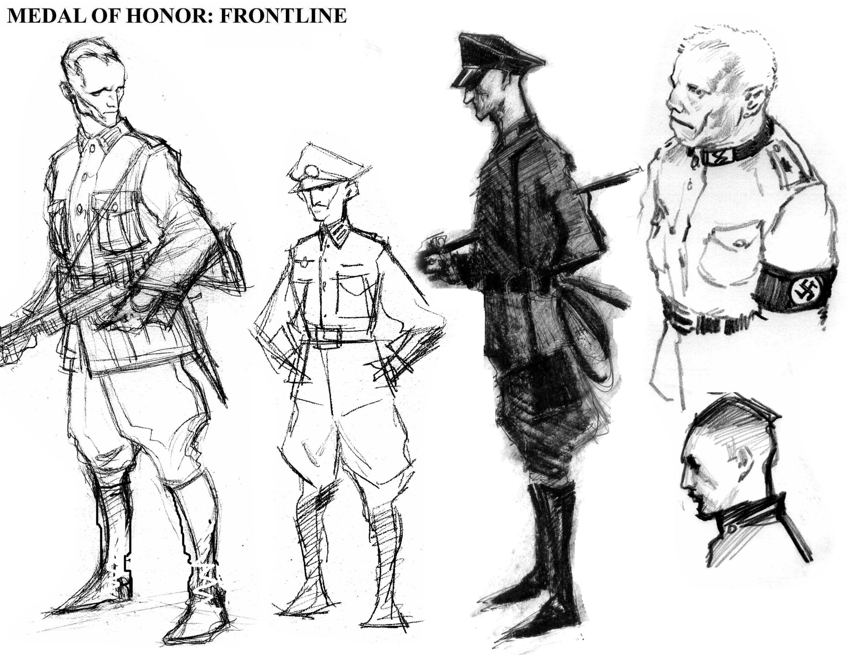 2800x2160 Medal Of Honor Frontline