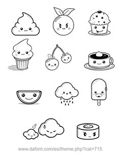 236x304 How To Draw Cherries, Step 4 Draw Fun Easy