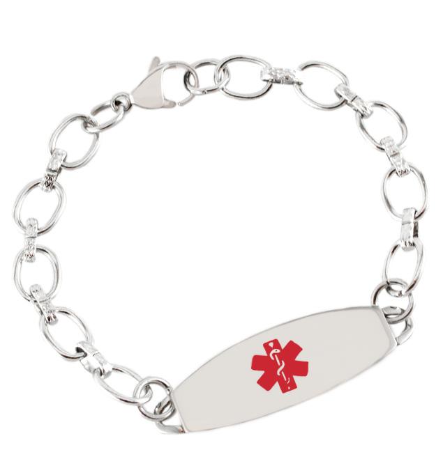 635x682 Easton Medical Id Bracelet Lauren's Hope