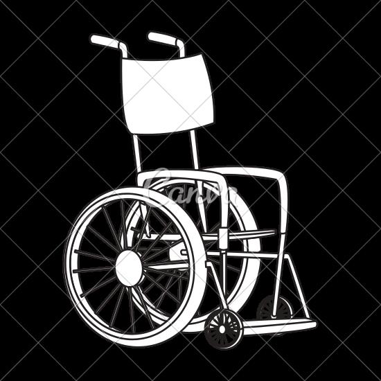 550x550 Wheelchair Medical Equipment Icon