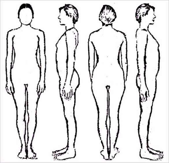 Medical human body outline drawing at getdrawings free for 585x566 human outline template group 80 maxwellsz