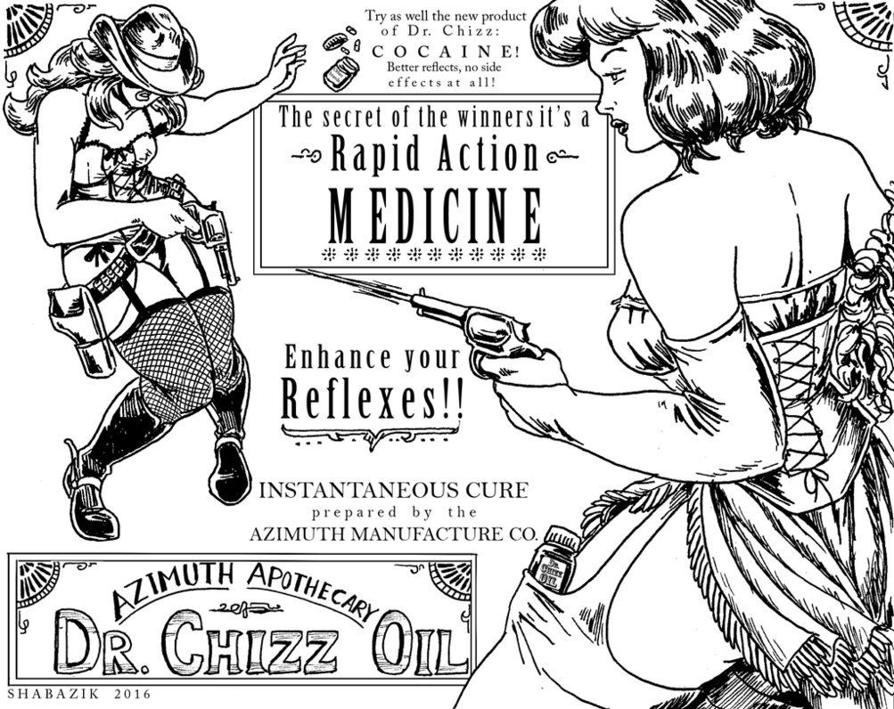 1003x796 Rapid Action Medicine By Shabazik