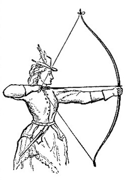 252x359 Archery In The Middle Ages Sport Inpiration Gallery