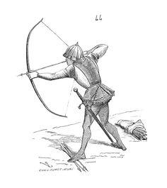 236x265 English Archery Archery Archery, English And Medieval