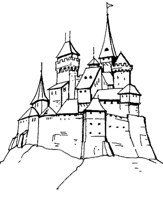 567x685 Castle