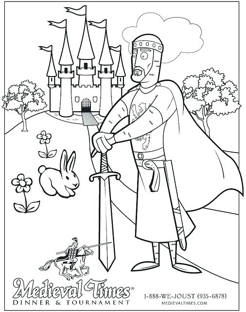 506x640 Medieval Coloring Book Plus How 36