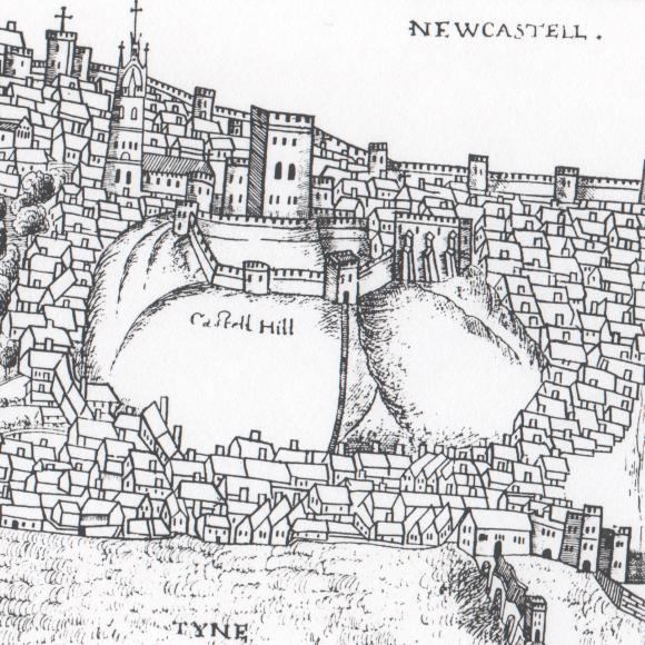580x580 Medieval Period Newcastle Castle