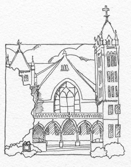 500x639 Central United Methodist Church