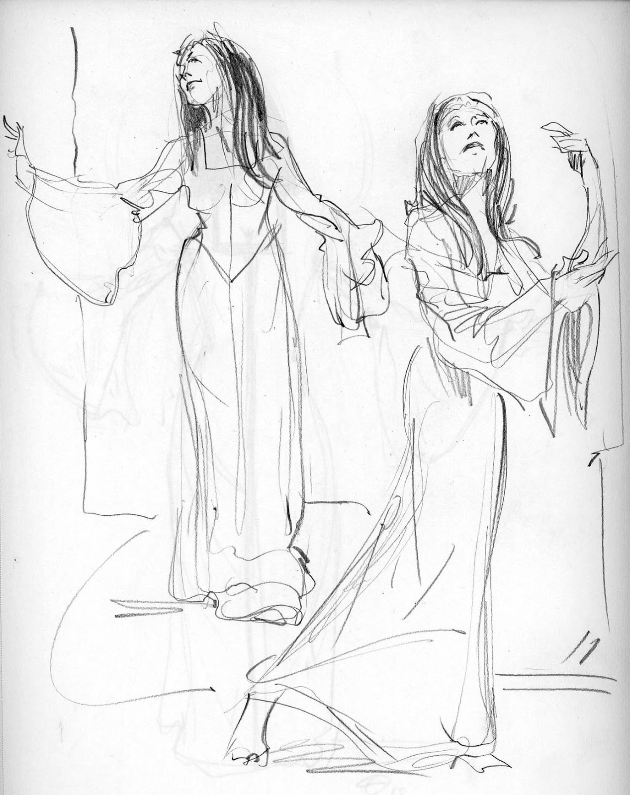 Medieval Drawing