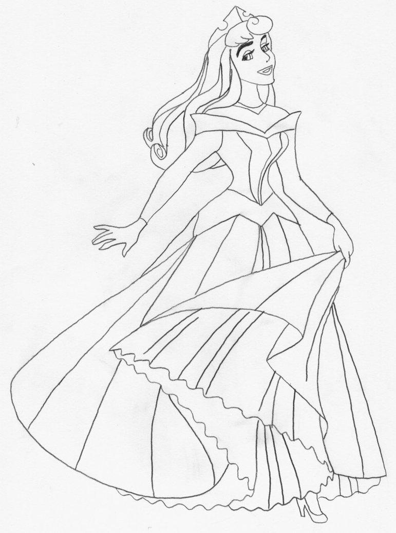 771x1036 Medieval Princess Aurora By Lola091