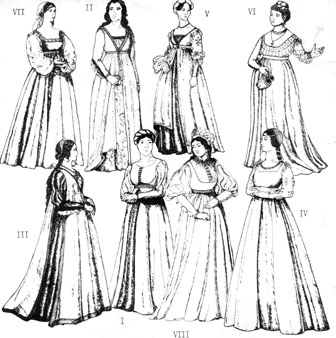 336x338 Italian Renaissance Dress 2003 Geeks And Tats