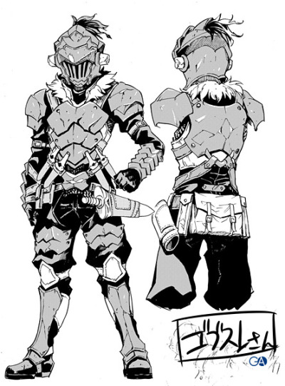 400x541 Goblin Slayer Armor Characters, Character Design