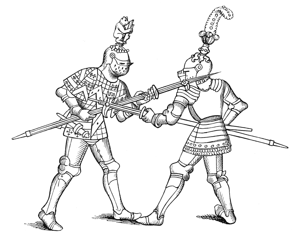 1181x935 Medieval Clipart