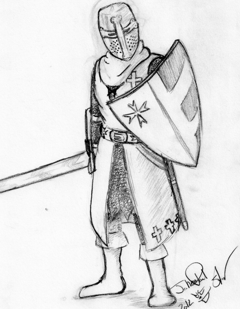 787x1014 Feudalism Knight Drawing Unknown Original Source Warriors