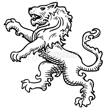 380x380 Lion Rampant Art Is In The Eye Of The Beholder
