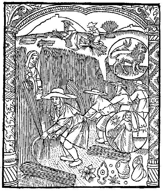 563x659 131 Best Medieval And Renaissance Woodcuts Images