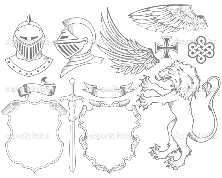 736x588 232 Best Middle Ages Images On Crests, Middle Ages