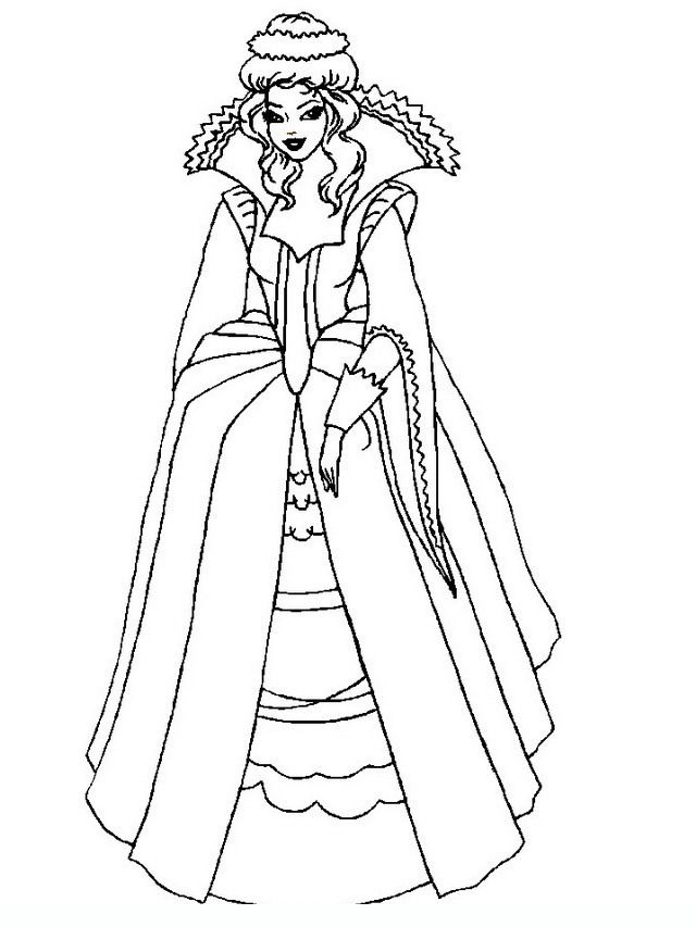 Medieval Queen Drawing at GetDrawings | Free download