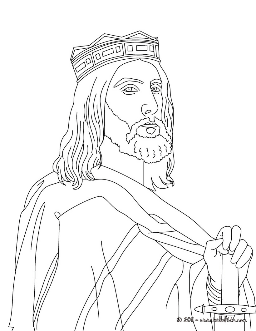 820x1060 Charlemagne coloring page Of Frnace Coloring Page