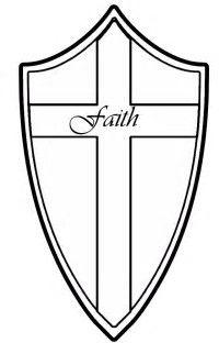 200x312 Medieval Knights Shield Medieval Crusader Knight's Shield