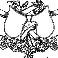 200x200 Vector Set Of Medieval Ornate Heraldic Shield Designs