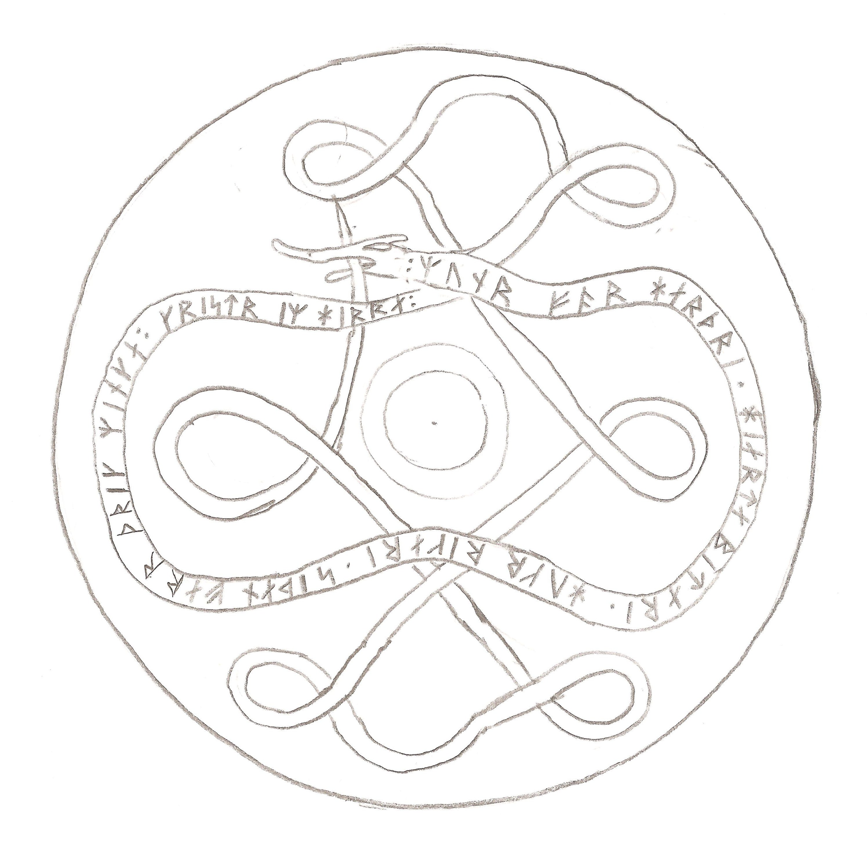 Medieval shield drawing at getdrawings free for personal use 2985x2905 viking shield it39s all about the dresses maxwellsz