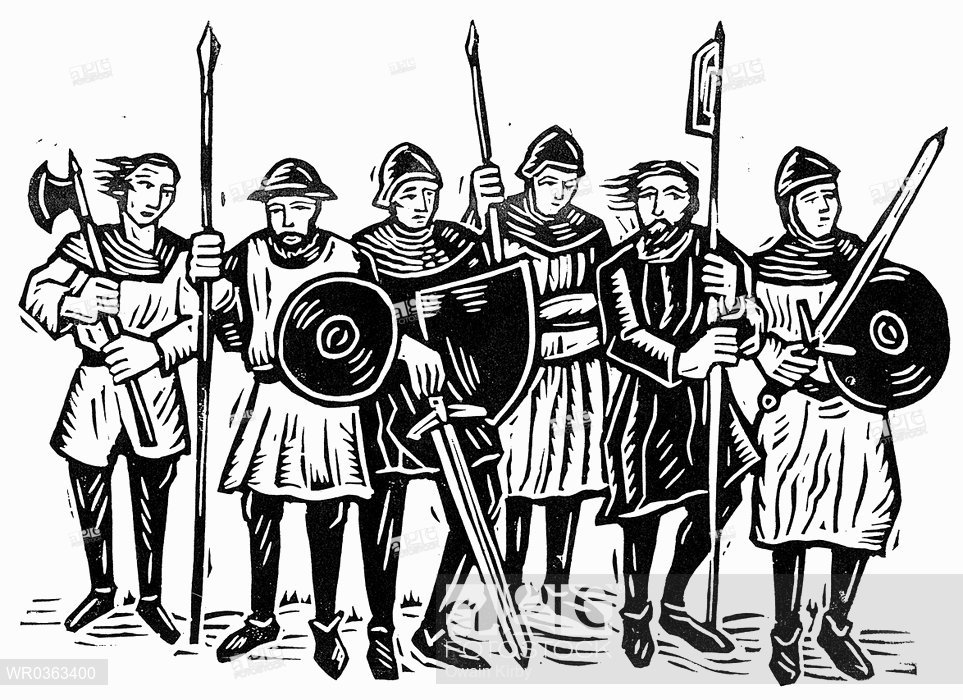 963x700 Medieval Soldiers, Stock Photo, Picture And Royalty Free Image