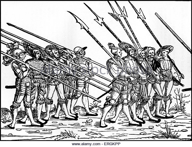 640x489 German Soldiers Middle Ages Stock Photos Amp German Soldiers