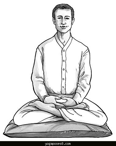 380x478 Meditation Sitting Positions