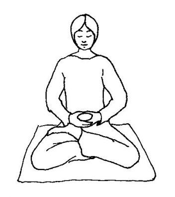 352x395 Getting Started With Zazen (Seated Meditation) (Activity) Asian